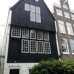 La plus vieille maison d'Amsterdam