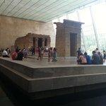 Templo de Dendur.