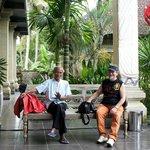 With our good friend Gungkak (Agong Muning)