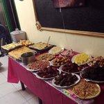 Joans buffet