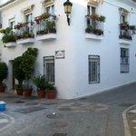 Benalmádena Pueblo Calles