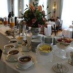 The breakfast buffet part2