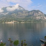 Sunrise on Lake Como (view from our room)