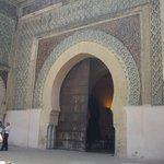 Meknes - Medina gate