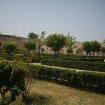 Meknes - gardens