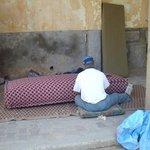 Meknes Medina - furniture builder