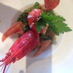 lobster at La Marine