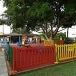 Chlidrens play park and mini club