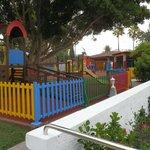 Children's play park / mini club