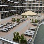 Sun deck / lounge