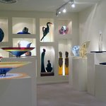 an amazing collection and presentation at Schantz Galleries