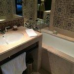 Grand king-- super small toilet