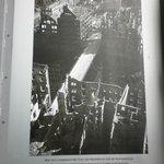 1943 photograph of Hamburg after RAF bombing