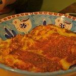 excellent lasagna!