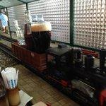 Beer train... too cool!