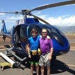 Blue Hawaiian Haleakala Hana trip June, 2014