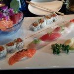Aquarium Sushi & Sashimi Dinner