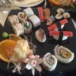 Jeden Dienstag ab 19:00 Uhr leckeres Sushi!