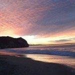 Avila's amazing sunrise!