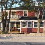 Sand dune/beach house!