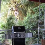 Nice grill & view