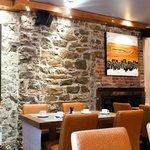 Salle de déjeuner / restaurant