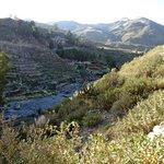 sources d'eaux chaudes de Yanque