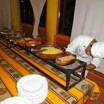 buffet soir