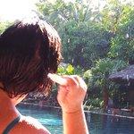 Anche pettinarsi i capelli all'alba può essere magico !