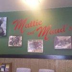 Mattie and Maud's.