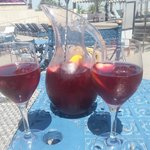 The best sangria ever!
