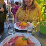 Prosiutto and Melon