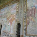 Affreschi secenteschi nel Complesso Monumentale di Santa Chiara