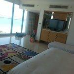 Room 502 corner room