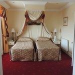 part of suit bedroom