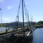 Museo de Barcos Vikingos, Roskilde, Dinamarca.