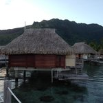 Our overwater Bungalow