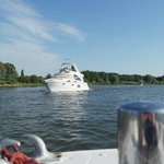 Trip on the IJssel