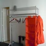 Smart garderobslösning