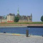 Castillo de Kronborg, Helsingor, Dinamarca.