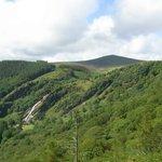 Powerscourt Waterfall, Djouce