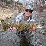 Fishing The Frying Pan River