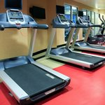 24 Hour Fitness Center with Precore Equipment