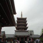 Pagoda de 5 andares
