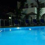 filis hotel pool