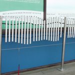 Musical chime-Boscombe Pier