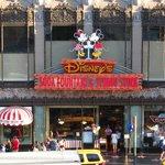 Disney Soda Fountain