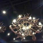 Fun chandelier!
