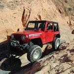 Logandale Jeep Rock Crawl