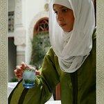 Марокканский чай с мятой